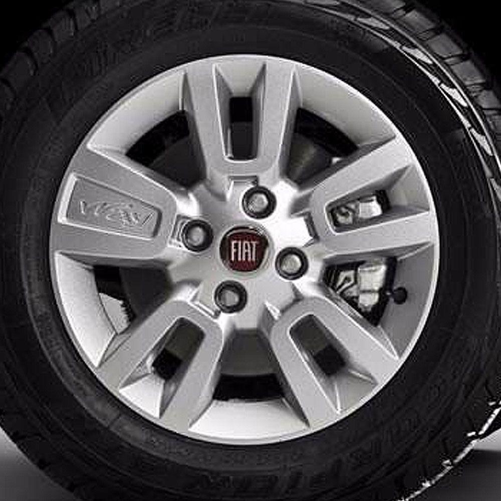 Roda Fiat Uno Way R14 (UNITÁRIO) Cod. 100186295