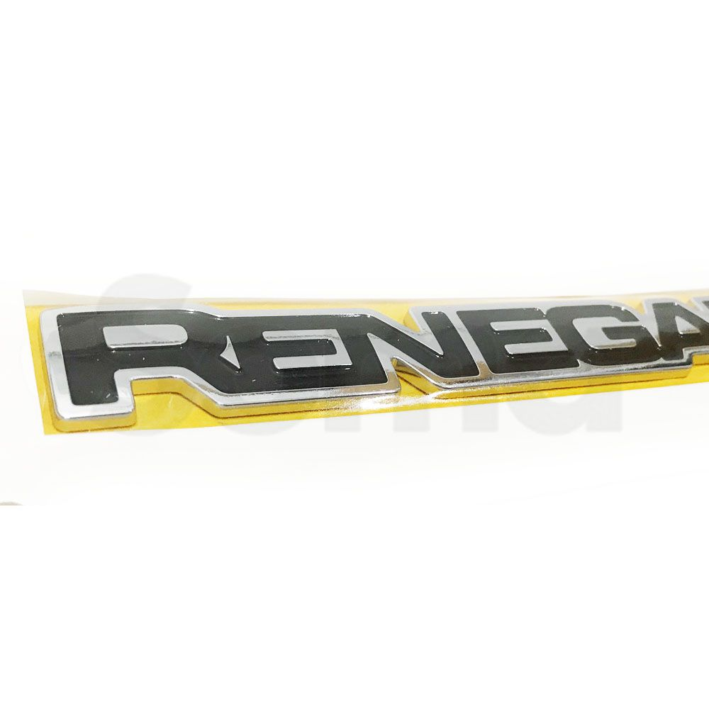 Sigla Lateral Jepp Renegade Cod. 52005058