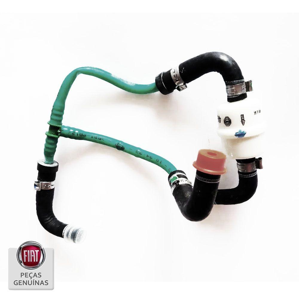 Tubo Flexível Alimentação E Escape Fiat Punto Linea Cod. 51872893