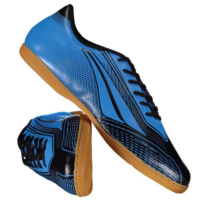 486edeb5a0052 Chuteira Penalty Storm Speed VII Futsal Azul - 124119