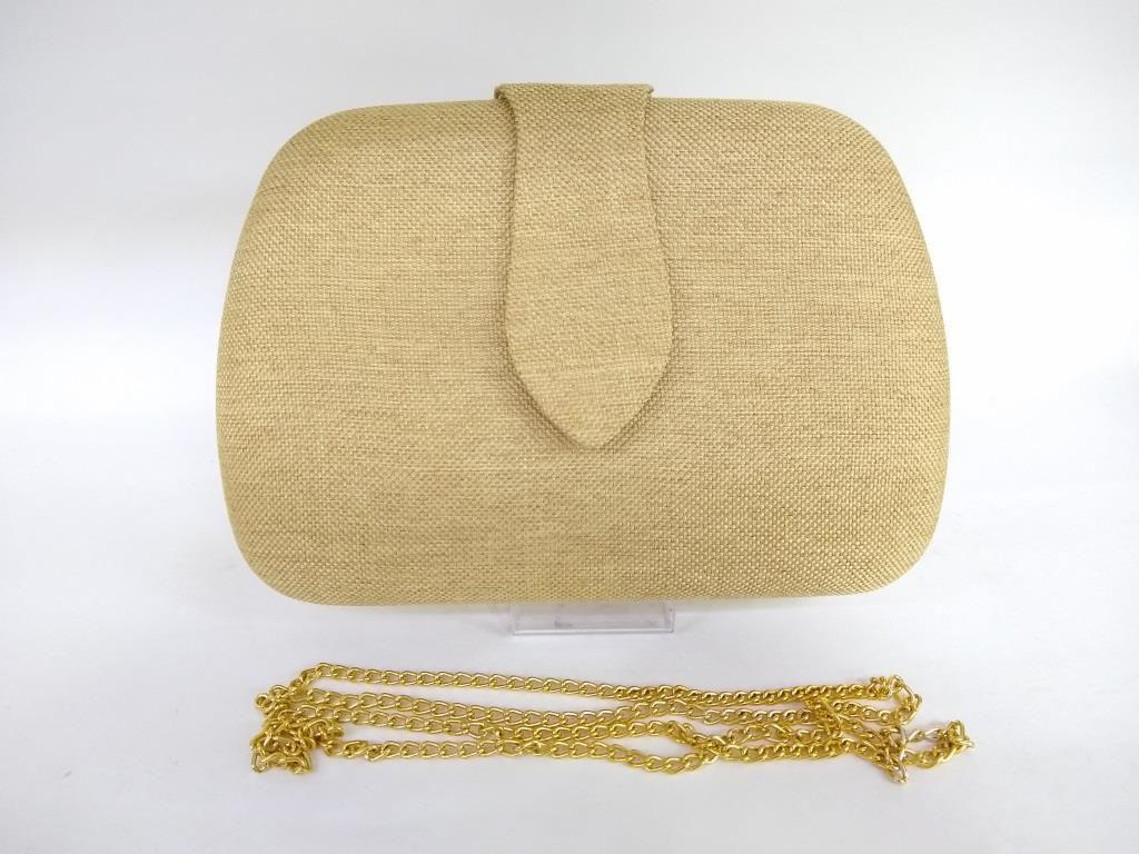 Bolsas Femininas Clutch Tecido Linho Carteira Festa (S108)