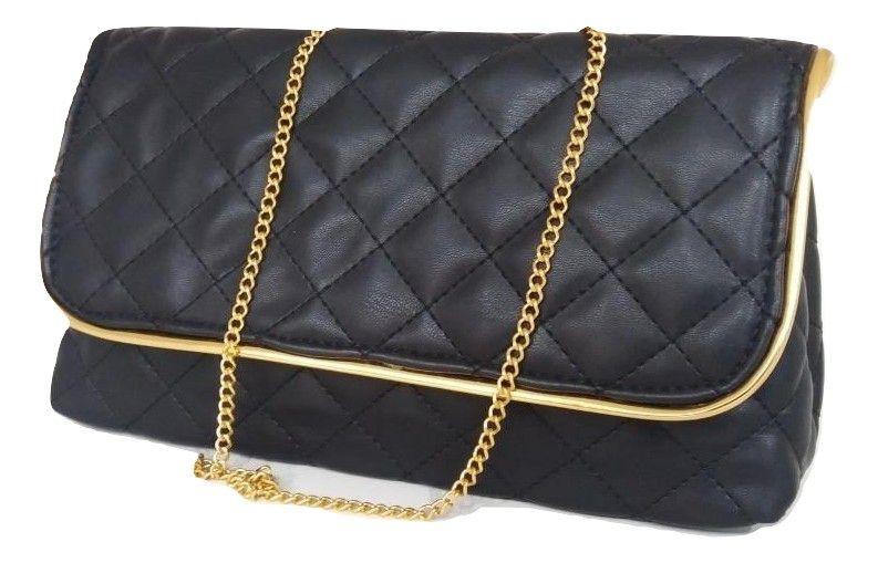 Bolsas Femininas Tiracolo Metalasse Pequeno Defeito (b051)