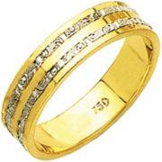 aliança belny de ouro 18k zae22