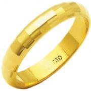 Aliança Secrets de Ouro 18K ZAE168