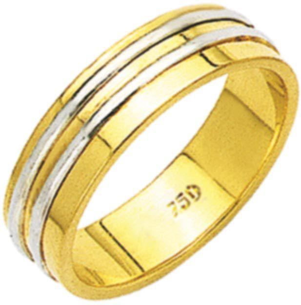 Aliança Felicitá de Ouro 18K ZAE10