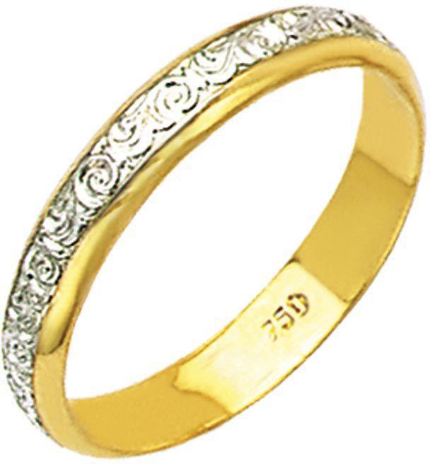 Aliança Glove de Ouro 18K ZSR35
