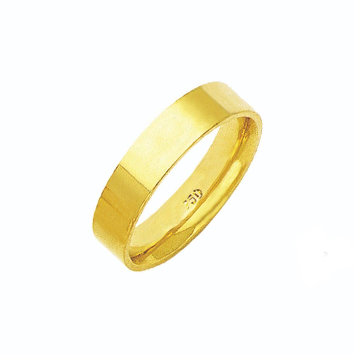 Aliança Glove de Ouro ZSAR60