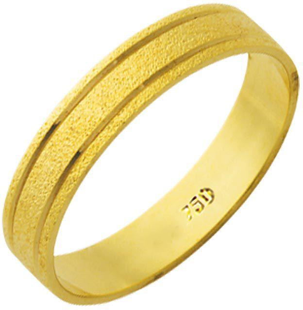 Aliança Honey de Ouro 18K ZSE39