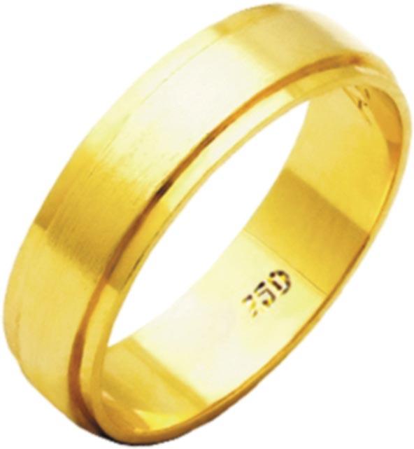 Aliança Luce de Ouro 18K ZAE140