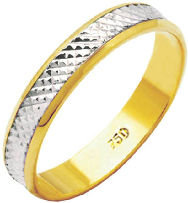 Aliança Tender de Ouro 18K ZSE51
