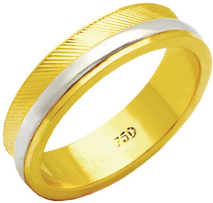 Aliança Vênus de Ouro 18K ZAE172