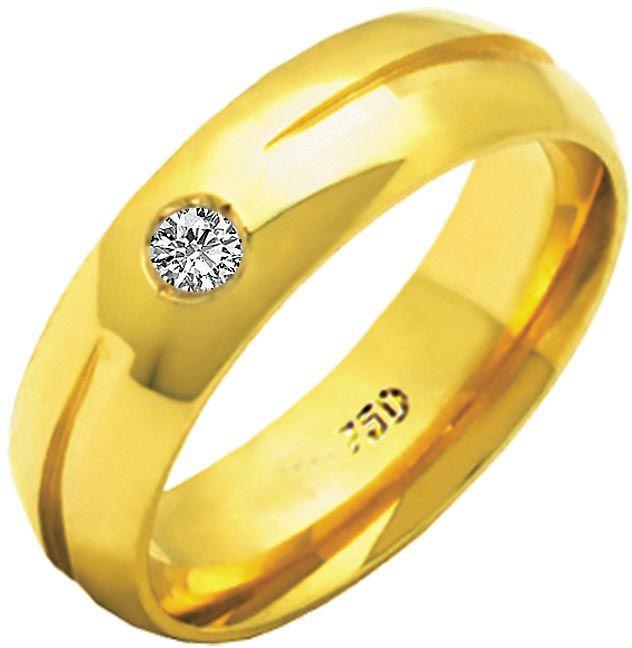 aliança viki de ouro  zae181