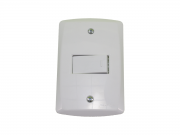Conjunto de interruptores simples 4x2 Lux Tramontina - 10 unidades