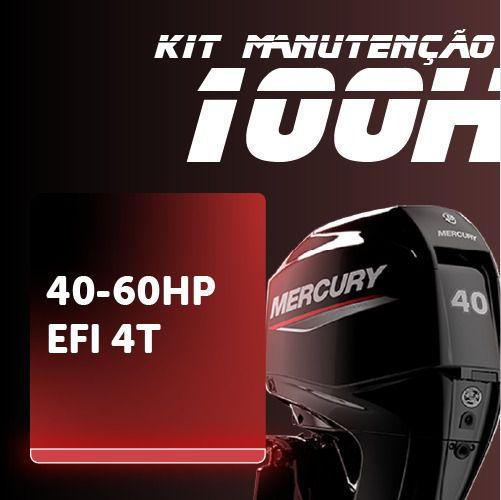 Manutenção 40 - 60 HP EFI 4T