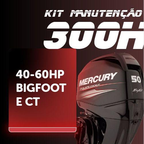 Manutenção 40 - 60 HP EFI 4T (Bigfoot e CT)