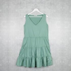Vestido Regata 3 Marias Verde Claro