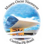 Curitiba - Olho Museu - 9cm