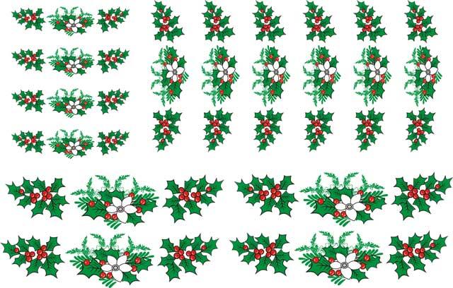 Azevinhos de Natal