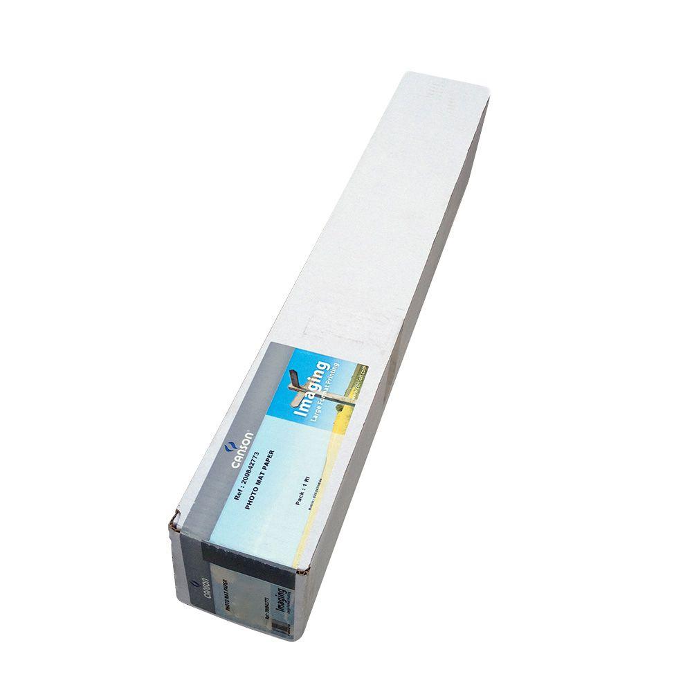 "CANSON  PHOTO MATTE PAPER 200 GSM (24"") 61CM X 30M  - LOJAINFOPARANA"