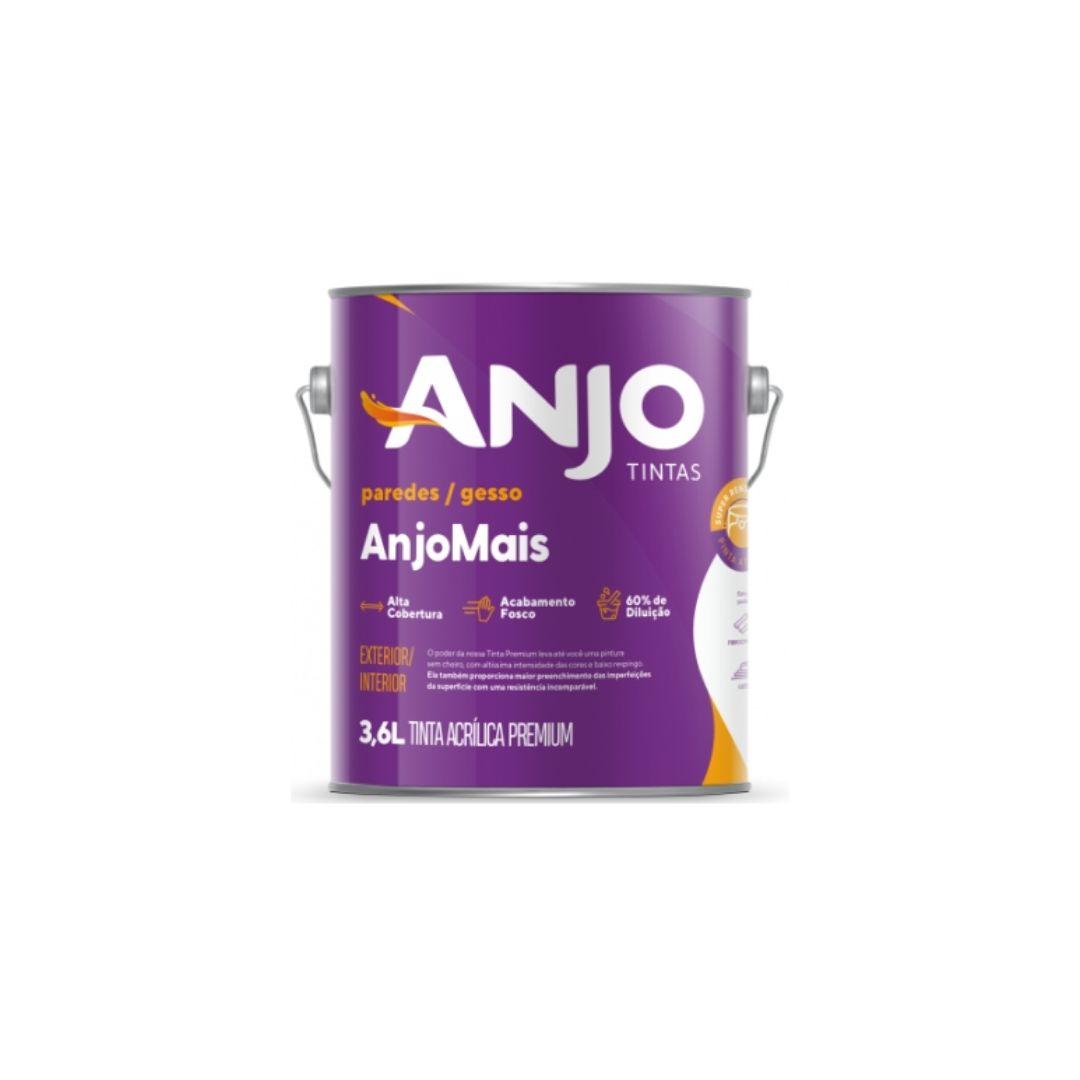 Anjo Mais Acrílico Premium Fosco 3,6L