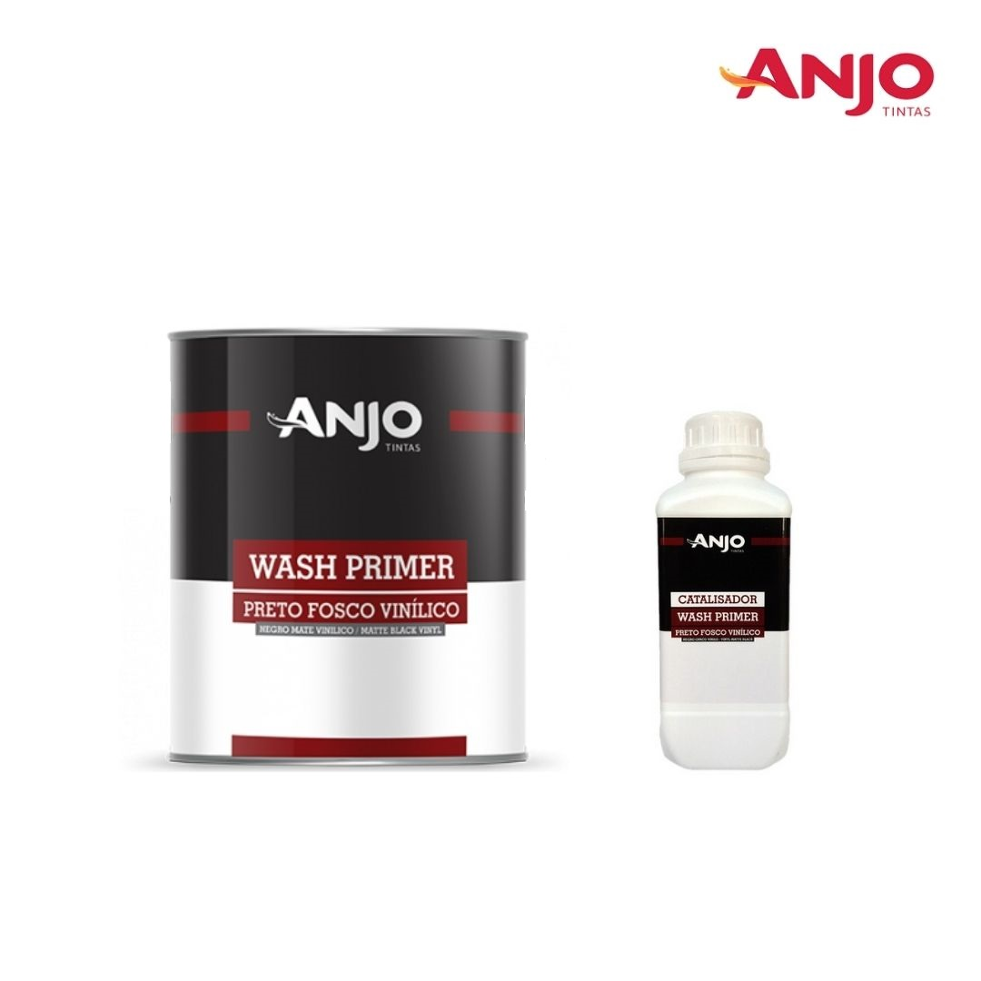Anjo Primer WashPrimer Kit c/Catalisador