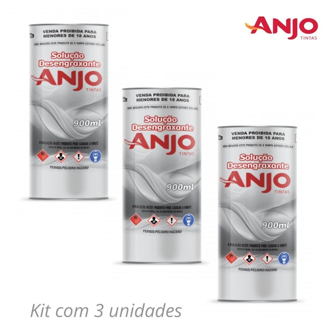 Anjo Solução Desengraxante 900ml (Unid ou Kit)