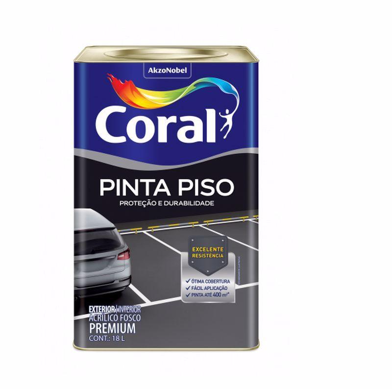 Coral Pinta Piso 18L