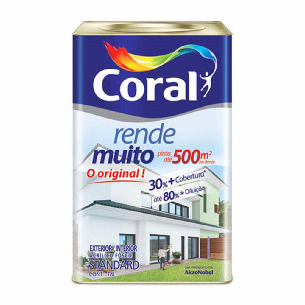 Coral Rende Muito Fosco 18L