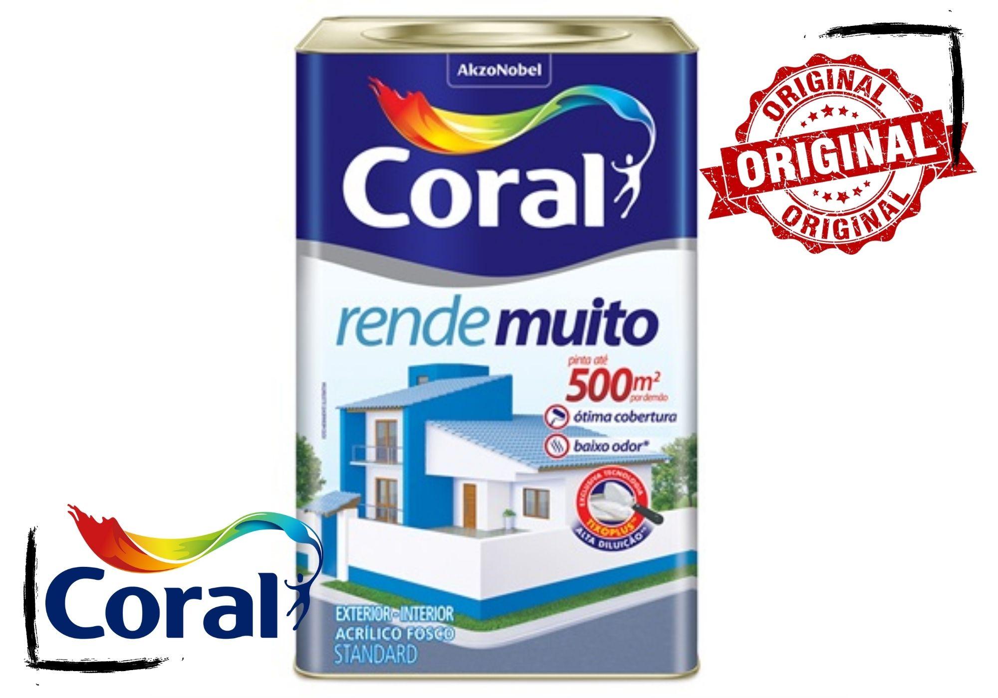 Coral Rende Muito Fosco 18L*