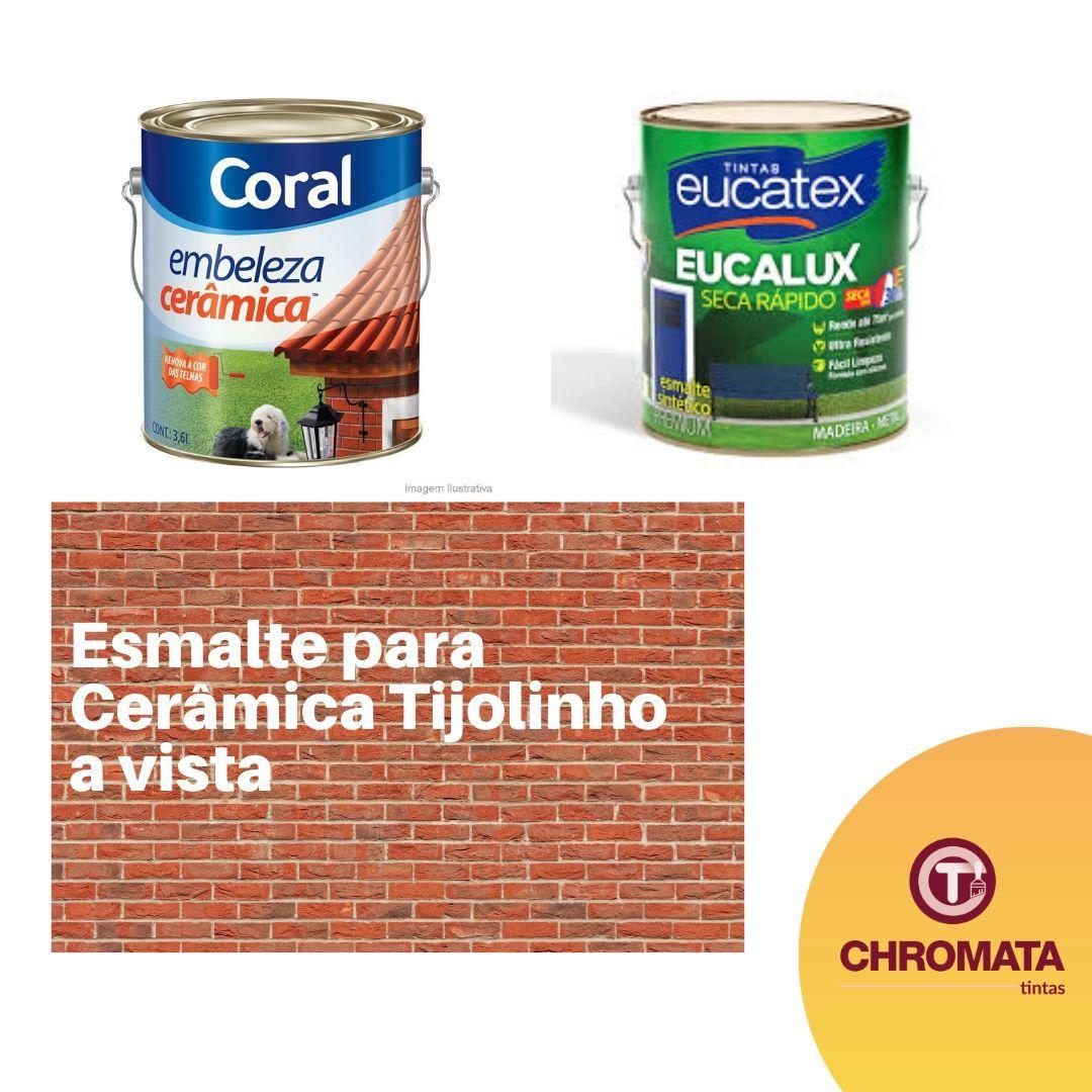 Embeleza Cerâmica Coral   Eucatex 3,6L