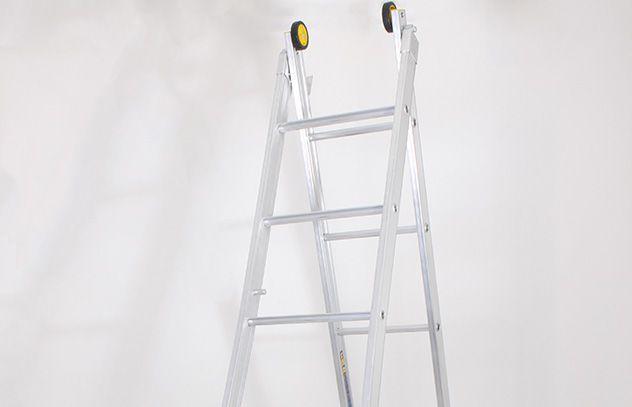 Escadas Profissionais Extensível em Alumínio - Alumibraz