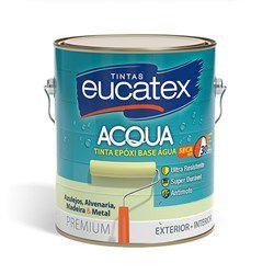 Eucatex Epóxi Brilhante Base d'Água