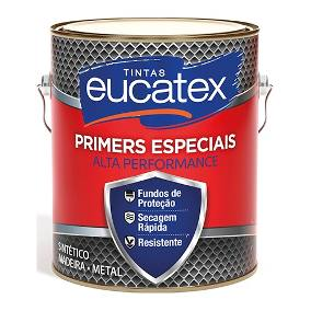 Eucatex Fundo Nivelador para Madeira Tradicional Branco