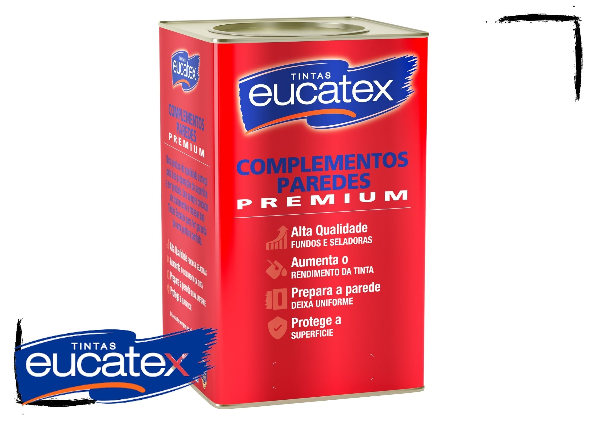 Eucatex Massa Acrílica