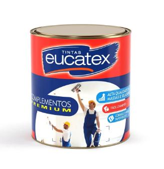 Eucatex Massa Acrílica 1,4Kg, 5,8Kg e 25Kg