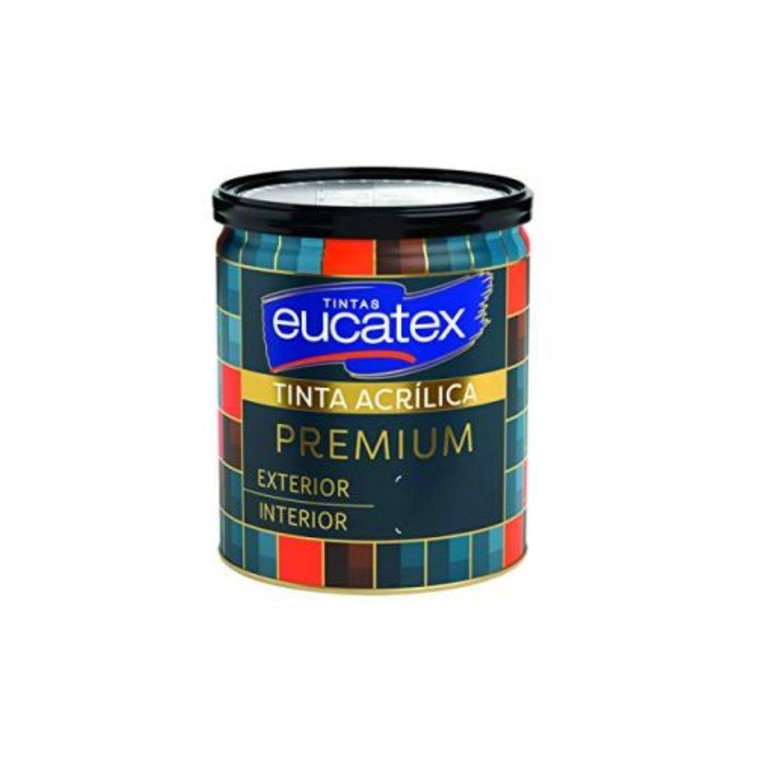 Eucatex Protege Acrílico Fosco Lavável 900ml**