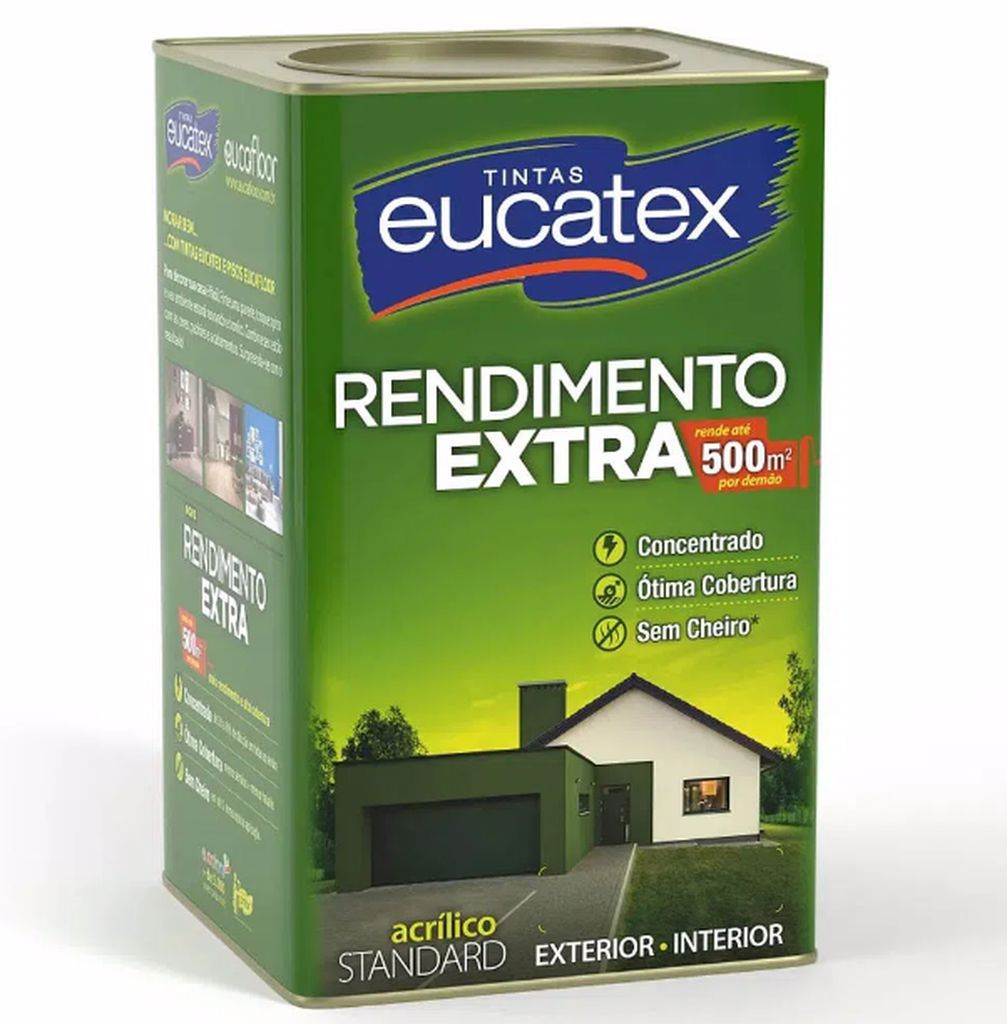 Eucatex Rendimento Extra 18L