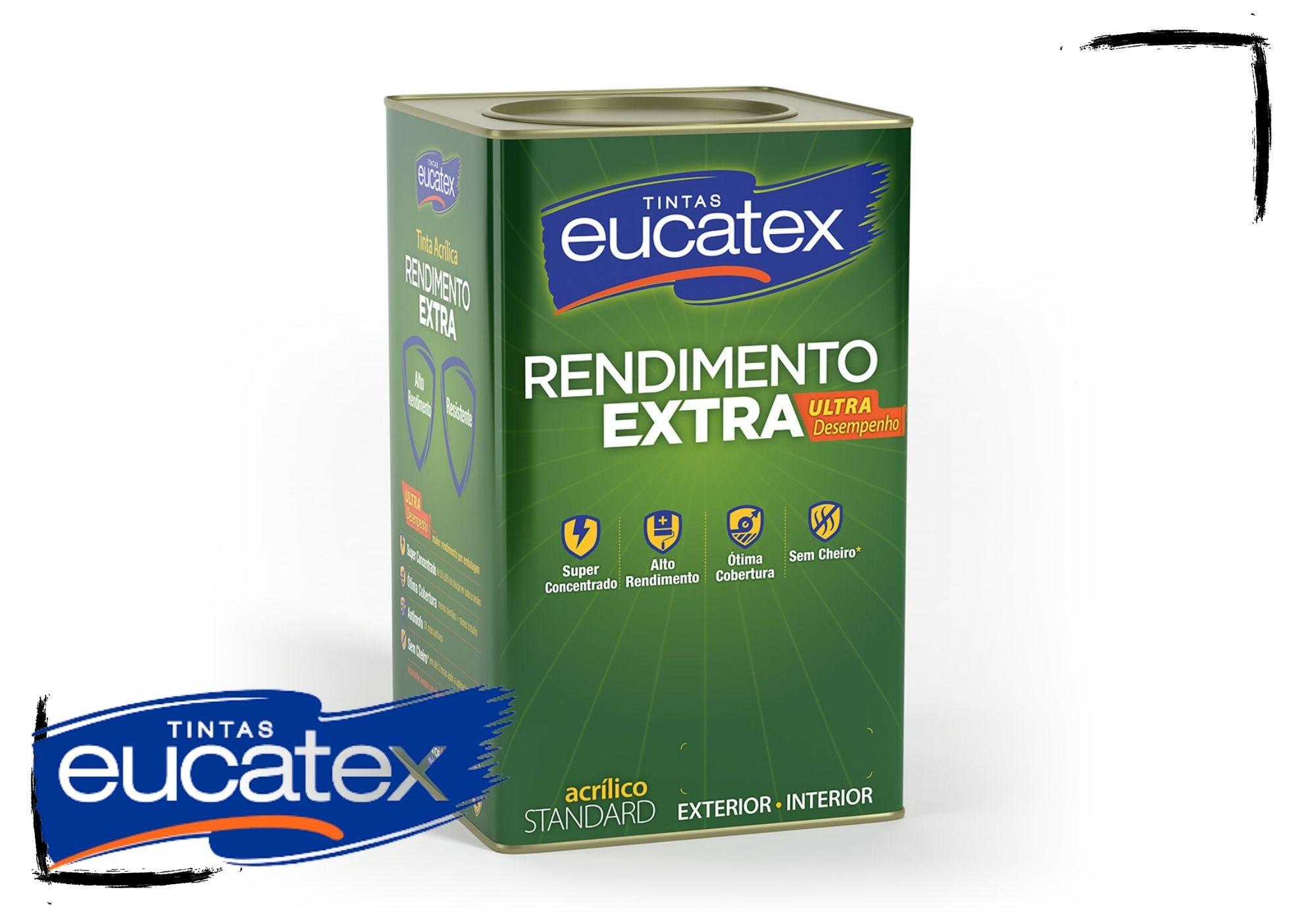 Eucatex Rendimento Extra 18L*
