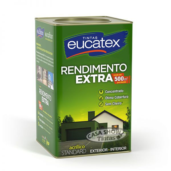 Eucatex Rendimento Extra