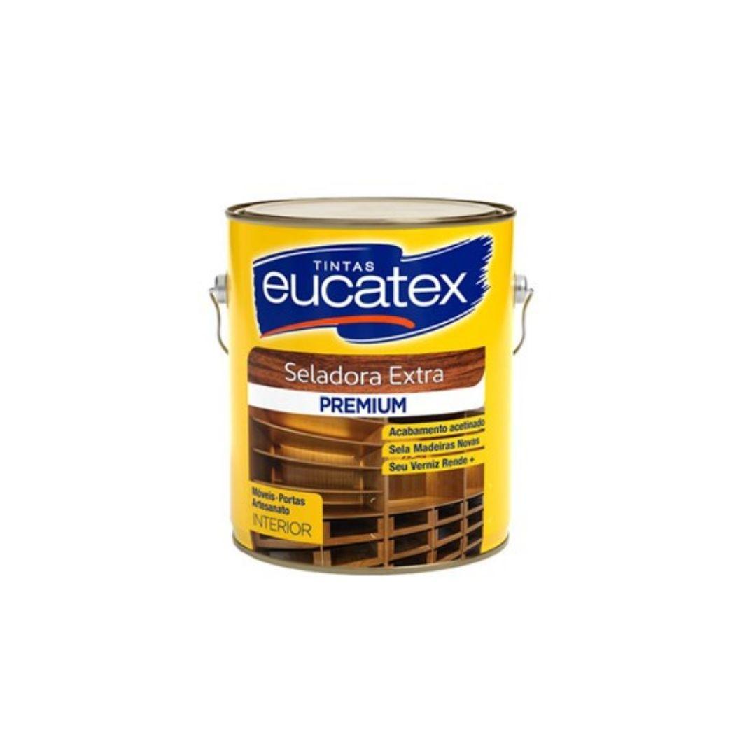 Eucatex Seladora Extra Concentrada para Madeira