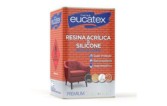 Eucatex Silicone Impermeabilizante Brilhante Incolor