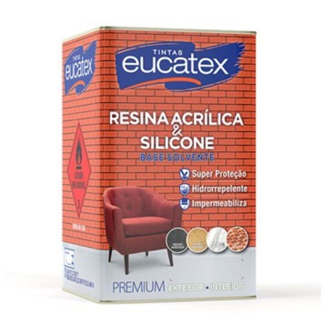 Eucatex Silicone Impermeabilizante Incolor