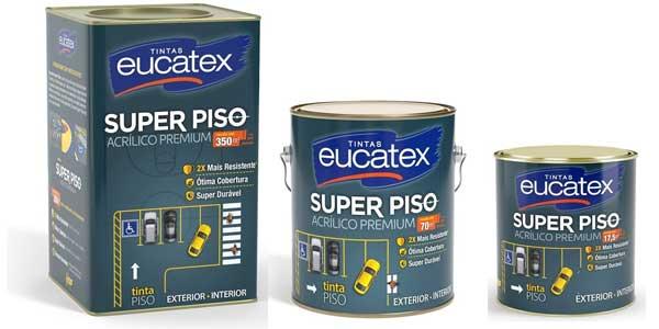 Eucatex Super Piso
