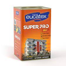 Eucatex Super Pró Semibrilho 3,6 e 18 litros