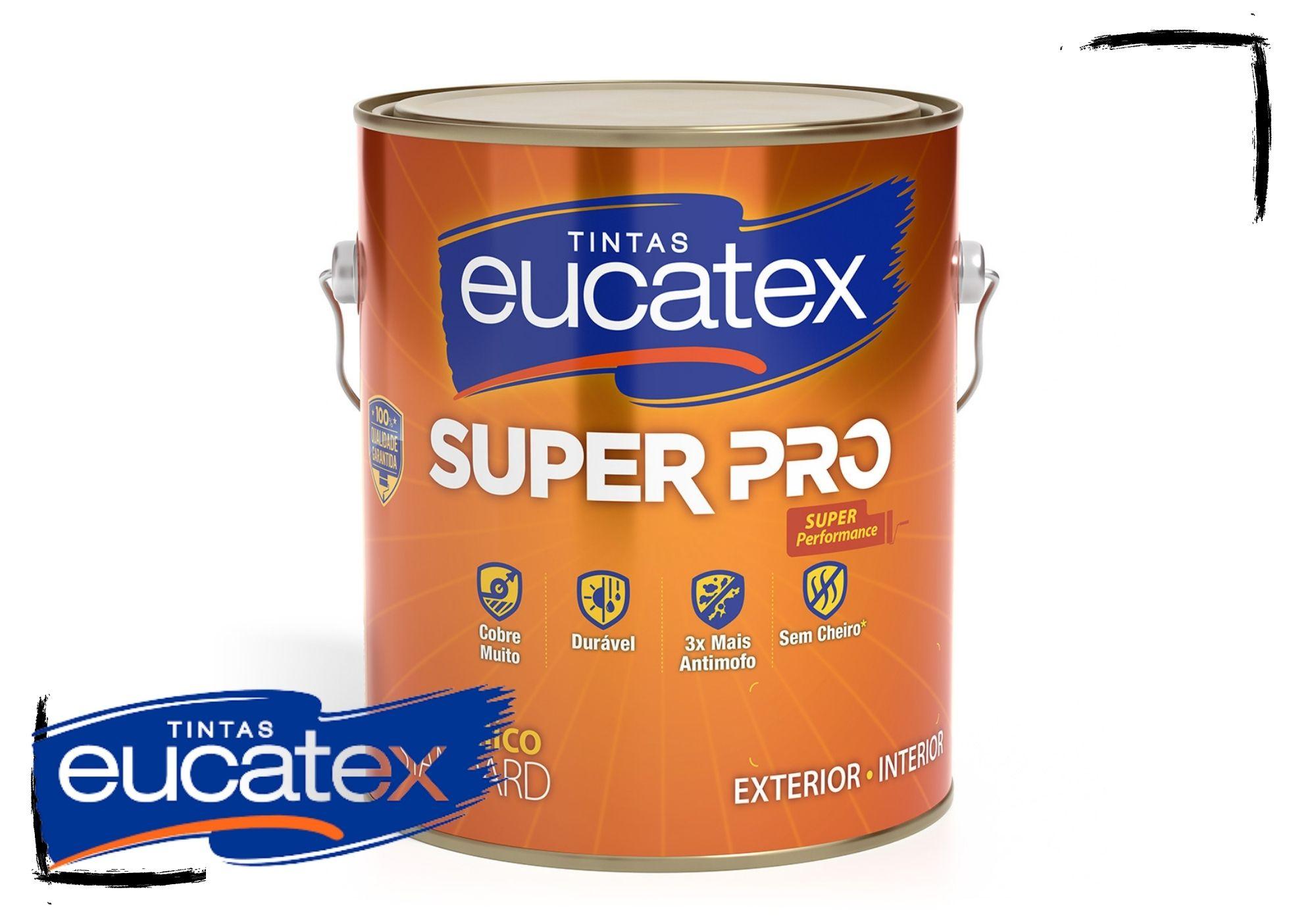 Eucatex Super Pró Semibrilho 3,6L
