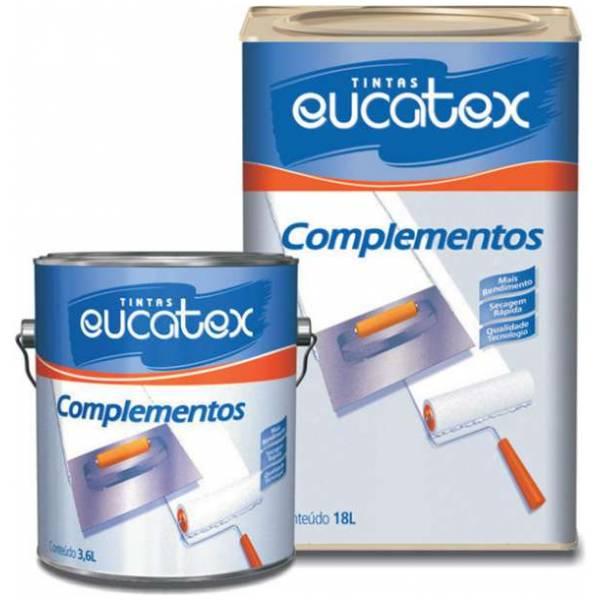 Eucatex Verniz Acrílico Semibrilho Incolor 3,6L e 18L