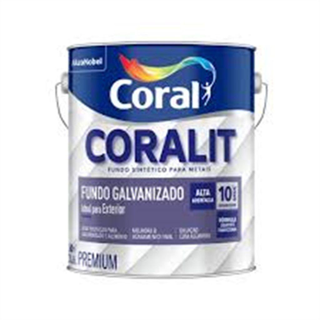 Coral Fundo Galvanizado