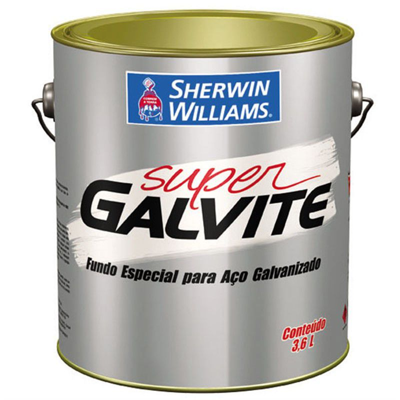 Sherwin Williams Fundo Galvanizado Galvite