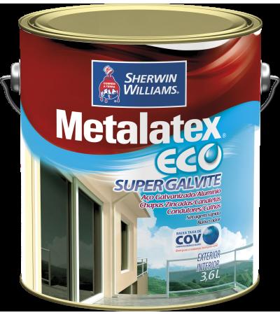 Fundo para Galvanizado Eco (Galvite a Base de Água) 3,6L - Sherwin Williams