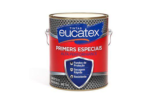 Eucatex Fundo para Galvanizado